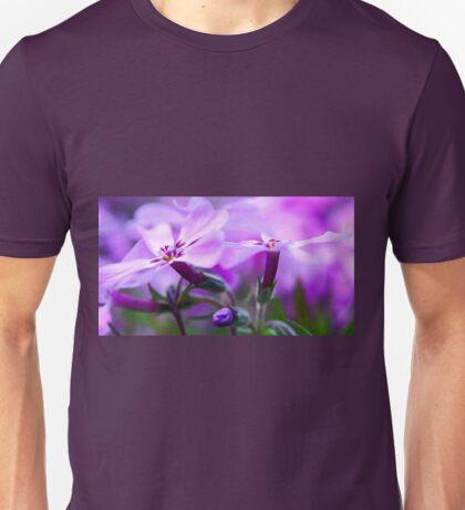 Beautiful Pink Spring Phlox T-Shirt