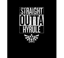 Straight Outta Hyrule | The Legend of Zelda Photographic Print