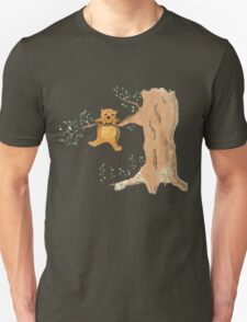 Silly bear and tree T-Shirt
