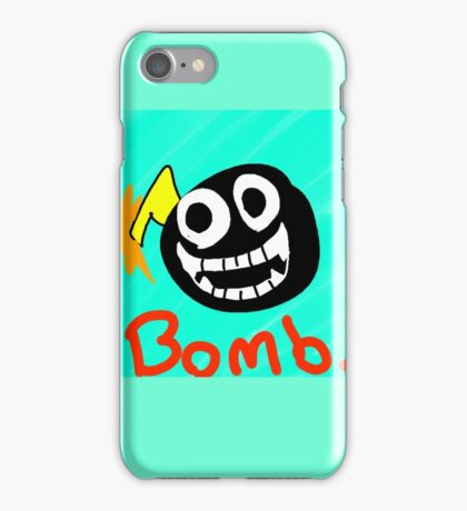 Bomb. iPhone Case/Skin