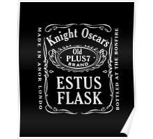 ESTUS FLASK | DarkSouls Poster