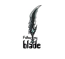 Tryndamere Blade - Follow my Blade! by Cafer Korkmaz