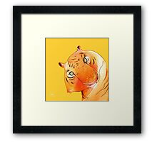 Sophia | Color A Series Framed Print