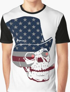 U.S. Blues - Grateful Dead Graphic T-Shirt