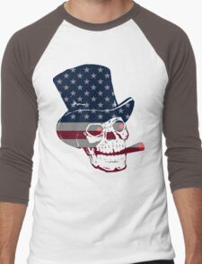 U.S. Blues - Grateful Dead Men's Baseball ¾ T-Shirt