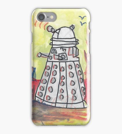 EXTERMINATE! Redux iPhone Case/Skin