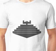 Minimal star destroyer Unisex T-Shirt