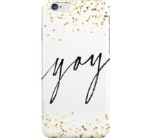 Yay! - Confetti iPhone Case/Skin