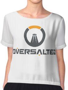 Oversalted | Overwatch Chiffon Top