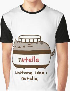 Costume idea Nutella Graphic T-Shirt