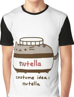 Costume idea Nutella Graphic T-Shirt