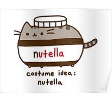 Costume idea Nutella Poster