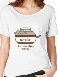 Costume idea Nutella Women's Relaxed Fit T-Shirt