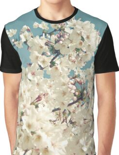 Buds in May Graphic T-Shirt