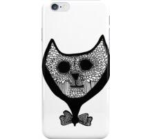 Good evening Mr Cat  iPhone Case/Skin