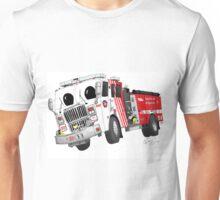 Fishers Engine 91 Unisex T-Shirt