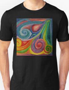 The sea of hair Unisex T-Shirt