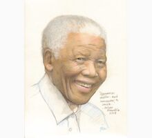 Nelson Mandela - appearances matter and remember to smile Unisex T-Shirt