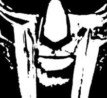 Villain   DOOM Sticker