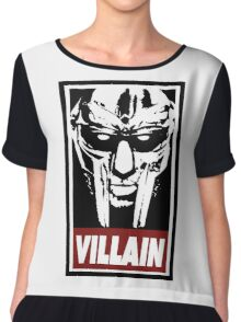 Villain | DOOM Chiffon Top