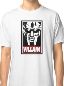 Villain   DOOM Classic T-Shirt