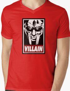 Villain | DOOM Mens V-Neck T-Shirt