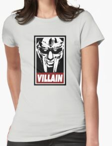 Villain | DOOM Womens Fitted T-Shirt