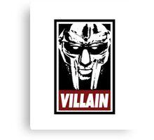 Villain | DOOM Canvas Print