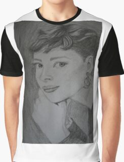 Audreys eyes Graphic T-Shirt