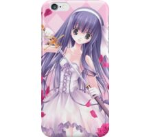 Busy Gal iPhone Case/Skin