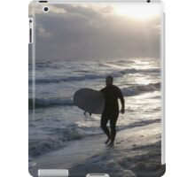 Sun & Surfer iPad Case/Skin