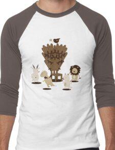 Game Of Musical Thrones Men's Baseball ¾ T-Shirt
