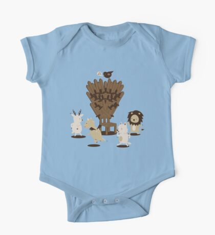 Game Of Musical Thrones One Piece - Short Sleeve
