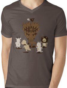 Game Of Musical Thrones Mens V-Neck T-Shirt