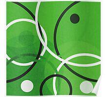 Random Green Poster