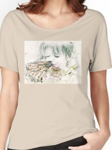 Butterfly Kisses Women's Relaxed Fit T-Shirt