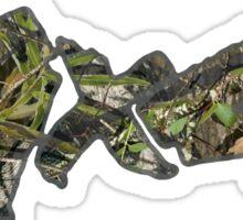 4x4 Mossy Oak Sticker