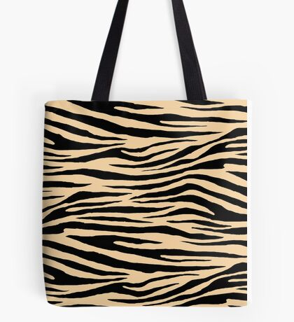 0214 Deep Champagne, Tuscan or Sunset Tiger Tote Bag