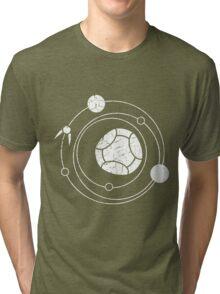 It's quidditch time! Tri-blend T-Shirt