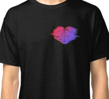 Glitched Heart Classic T-Shirt