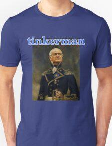 Sir Claudio Ranieri - the tinkerman T-Shirt