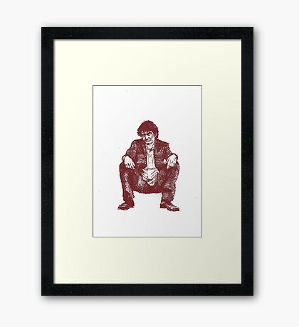 Dylan Moran 1 Framed Print