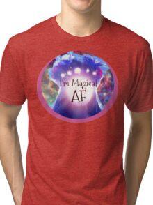 Magical Girls Run the World Tri-blend T-Shirt