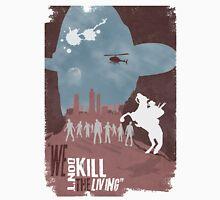 The Walking Dead Rick Grimes T-Shirt Unisex T-Shirt