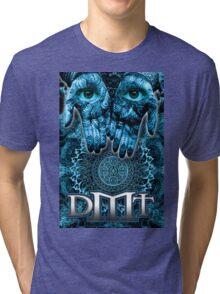 DMT - Blue Hands Tri-blend T-Shirt