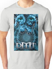 DMT - Blue Hands Unisex T-Shirt