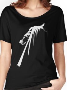 Withe knight Women's Relaxed Fit T-Shirt