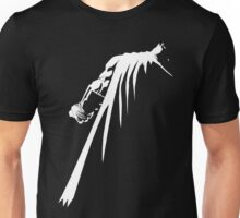 Withe knight Unisex T-Shirt