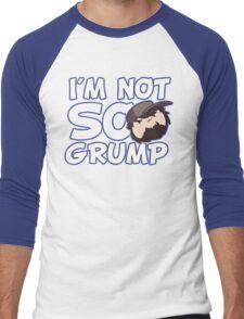 JonTron Im Not So Grump Men's Baseball ¾ T-Shirt