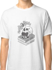 Heavy Books For A Heavy Heart Classic T-Shirt